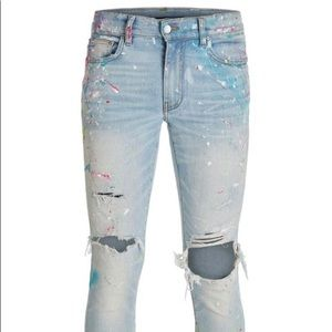 Other - Custom jeans by GarrCeeCollection